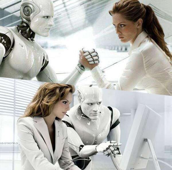 人工智能的时代,财务人真的都要失业了吗?