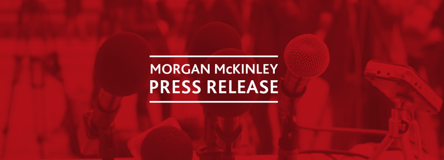 Morgan McKinley is named as Innovation Leader of China HR Industry by TOPHR