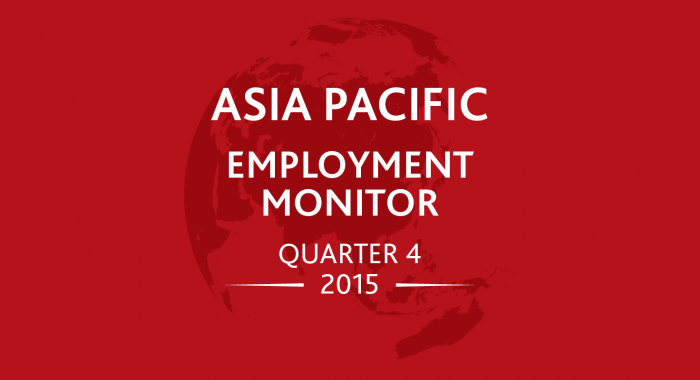 APAC Employment Monitor | Q4 2015 [infographic]