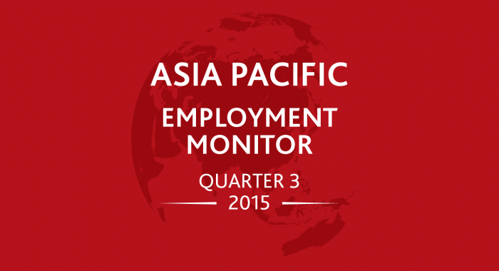 Generation Y moving jobs across Asia Pacific despite China's financial crisis [press release]