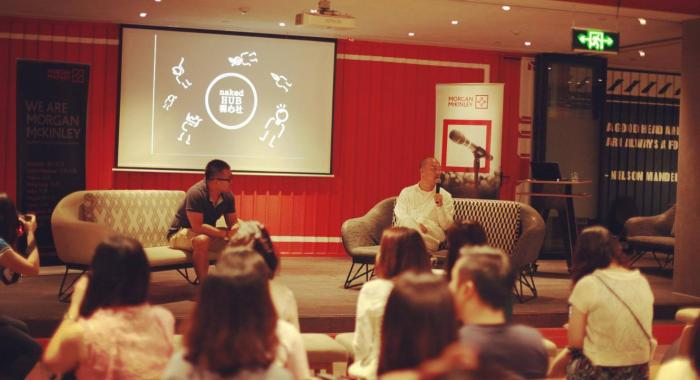 MMK joined UoM China centre Alumni Events