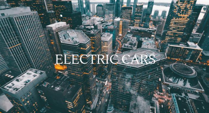 浪尖上的新能源汽车