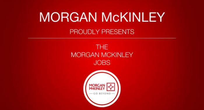 Follow MorganMcKinleyJobs on WeChat