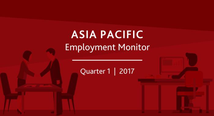 APAC Employment Monitor