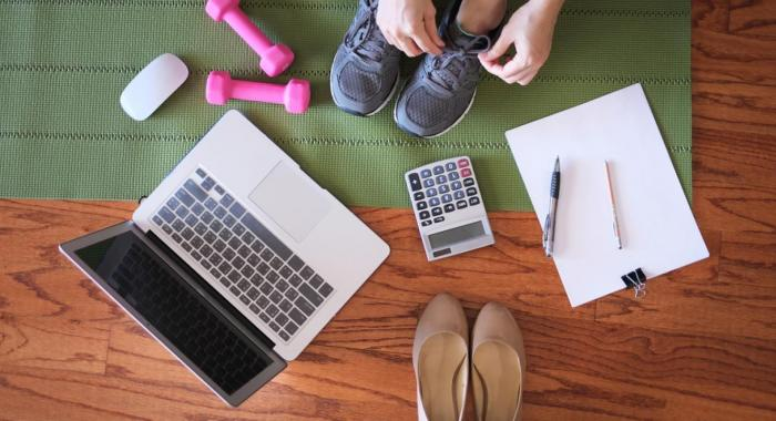 3 keys to balancing fitness with your hectic work schedule